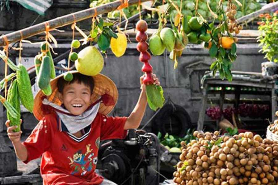 Tam Global Travel SAIGON UNSEEN SCOOTER CITY TOUR