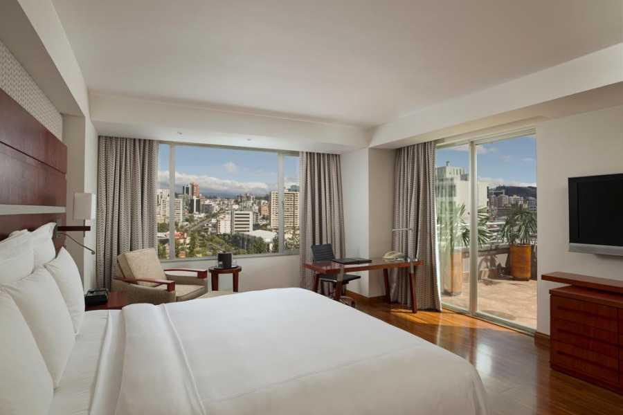 Viajando por Ecuador HOTEL JW MARRIOTT
