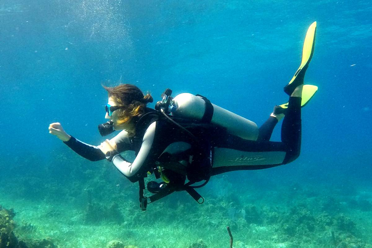 Marina Blue Haiti Scuba Diving Charter Plus