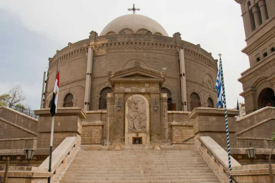 EMO TOURS EGYPT 一日游到老开罗参观本以斯拉犹太教堂