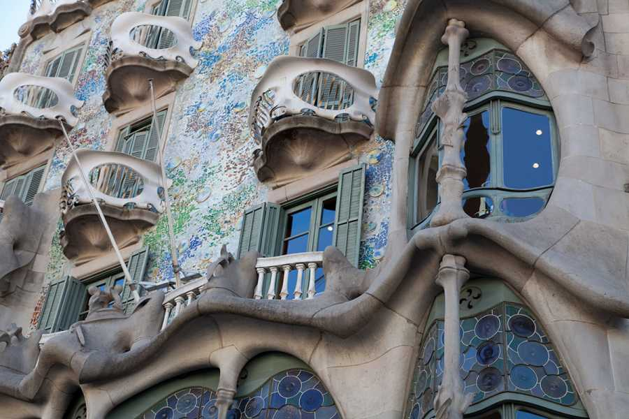 SANDEMANs NEW Europe Gaudí & Modernism Private Tour of Barcelona