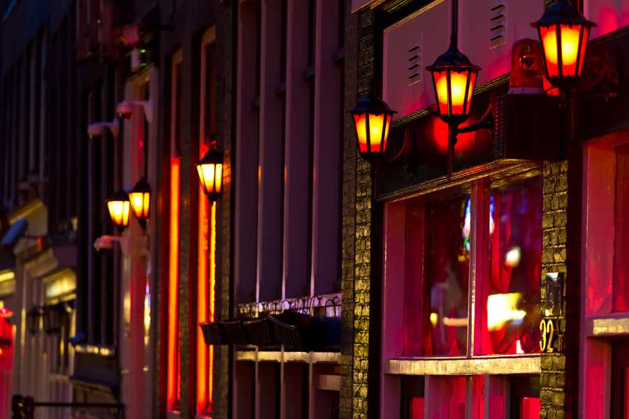 SANDEMANs NEW Europe Amsterdam's Red Light District Private Tour