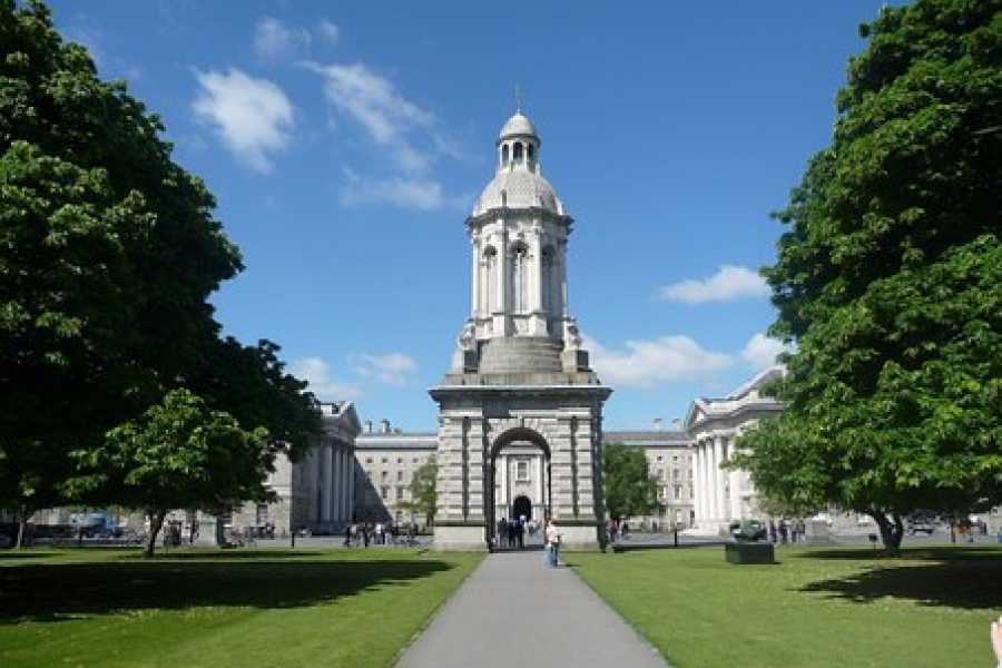 Places to Love Capodanno a Dublino