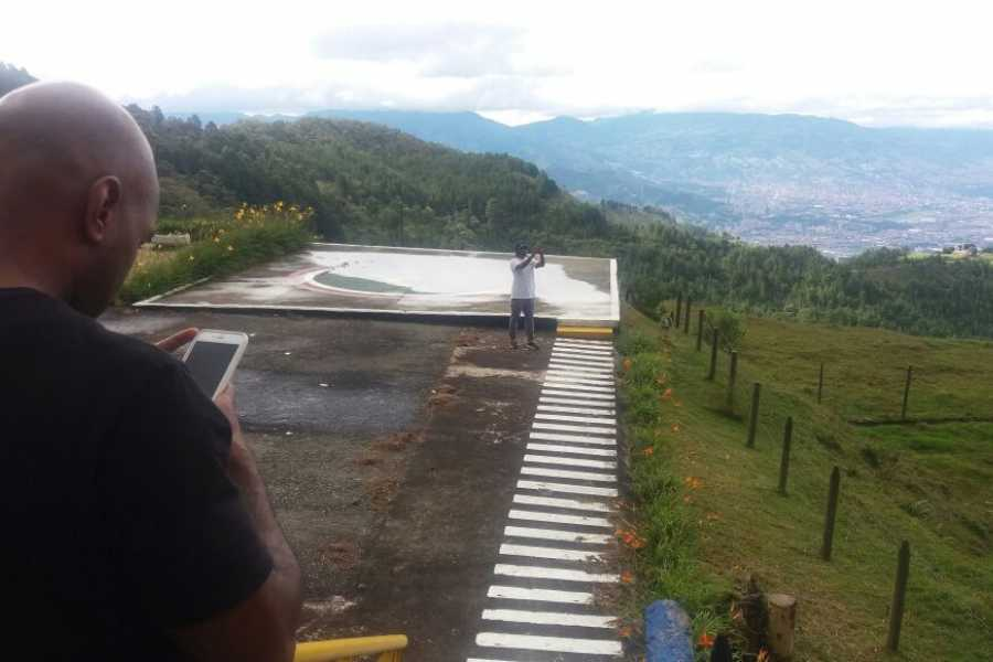 Medellin City Tours Pablo Escobar Museum and the new Medellin full day tour by Carlos the excop