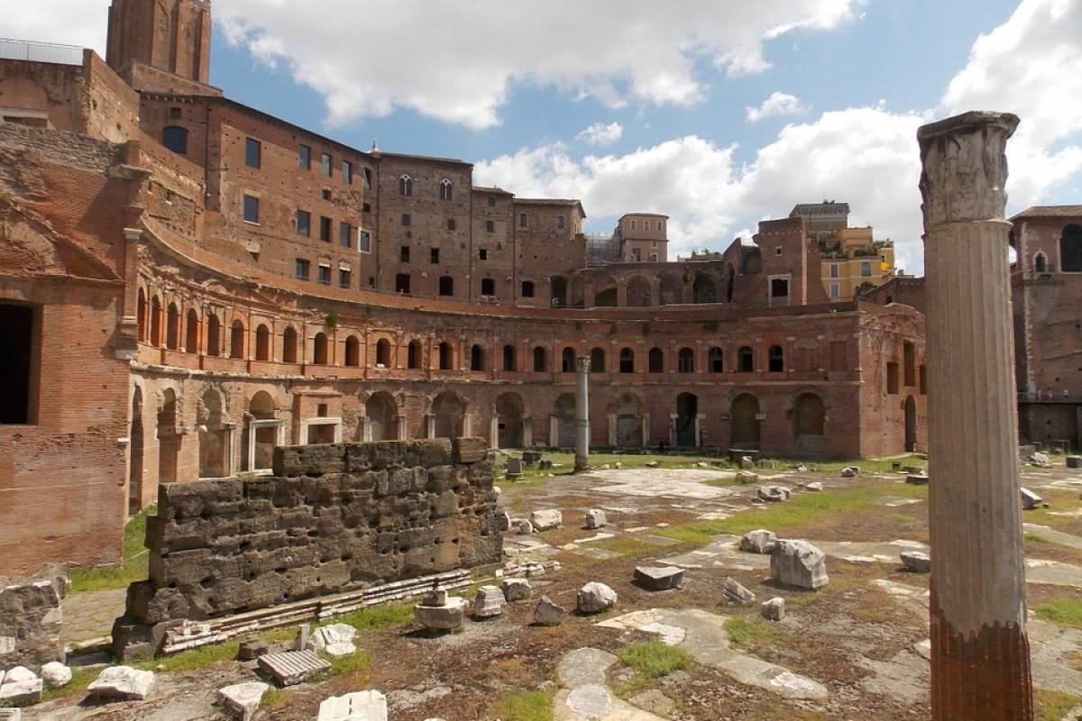 Places to Love Capodanno a Roma