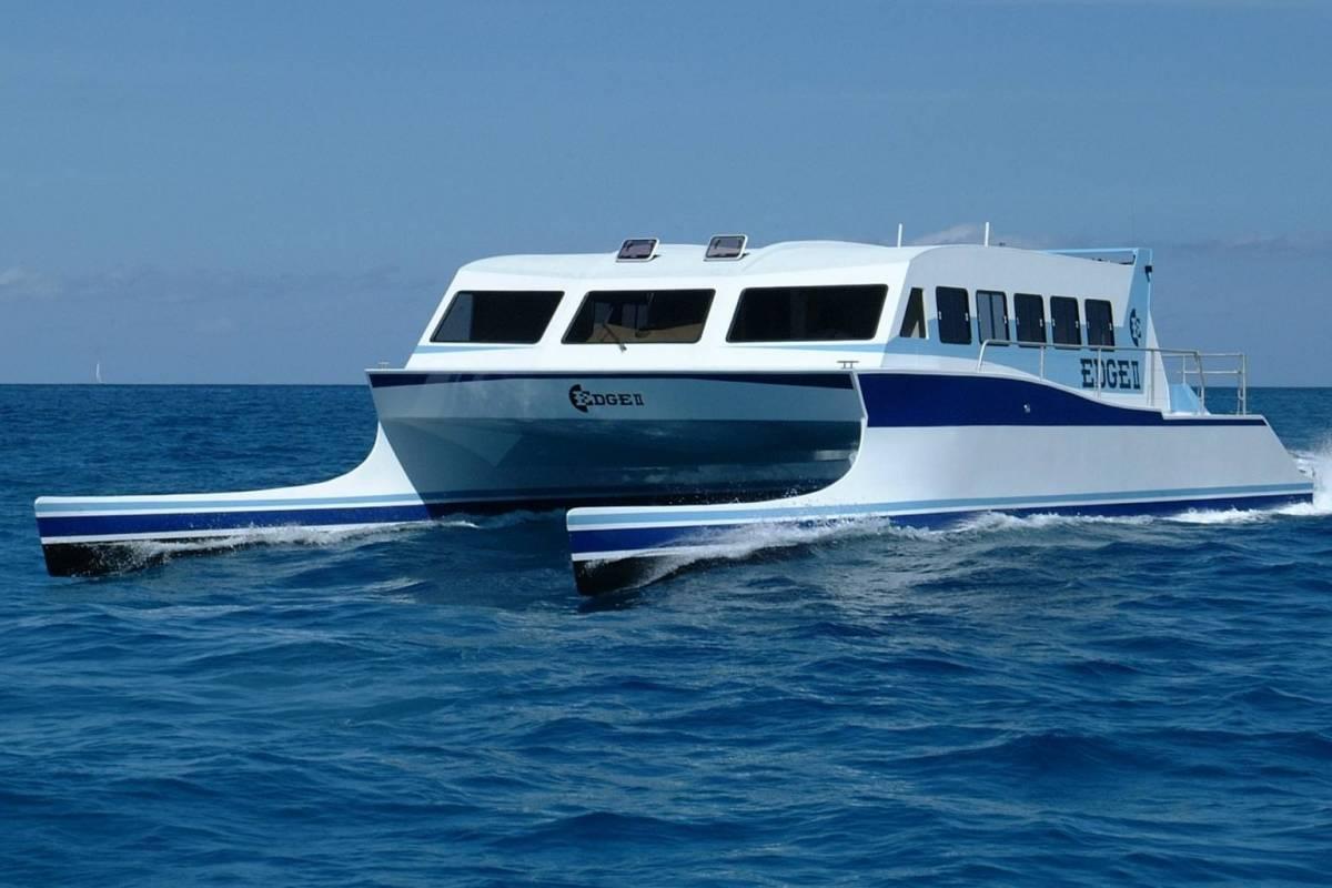 Aqua Mania Adventures Temp Schedule: St Kitts to Statia