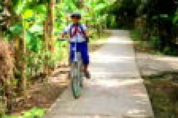 1 DAY SG-MEKONG DELTA CYCLING