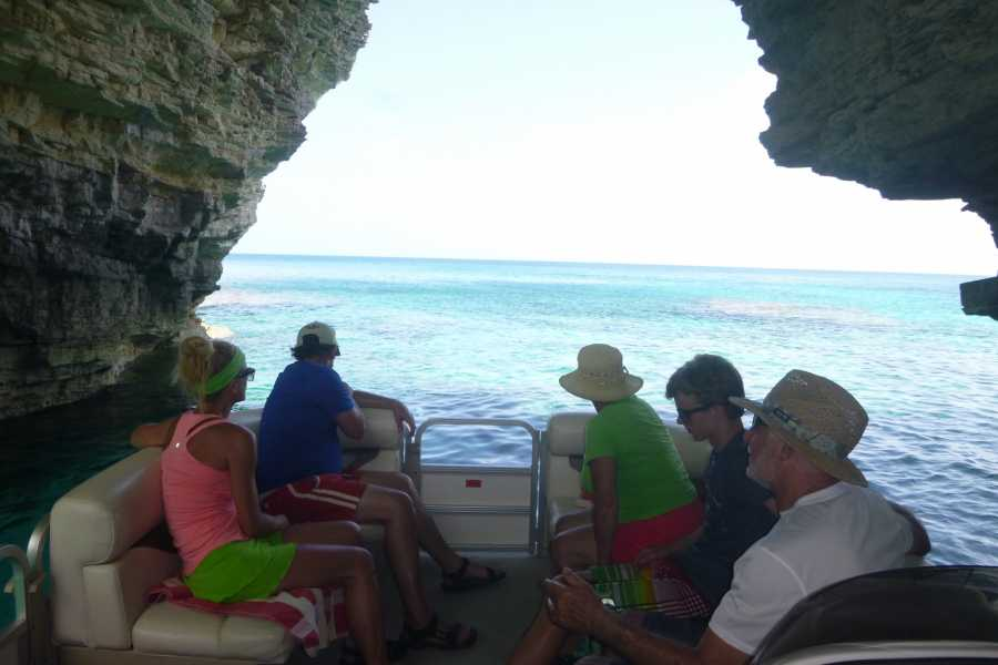 TheRealBahamas LLC Columbus Harbor Tour: Half Day: Bonafide Bonefishing
