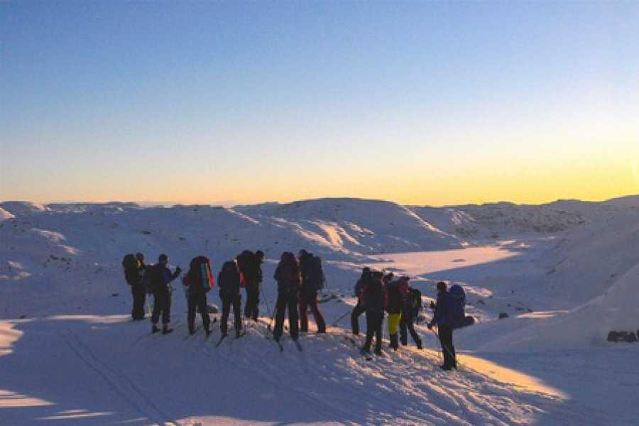 Rogaland Aktiv as Skitour easter 2019