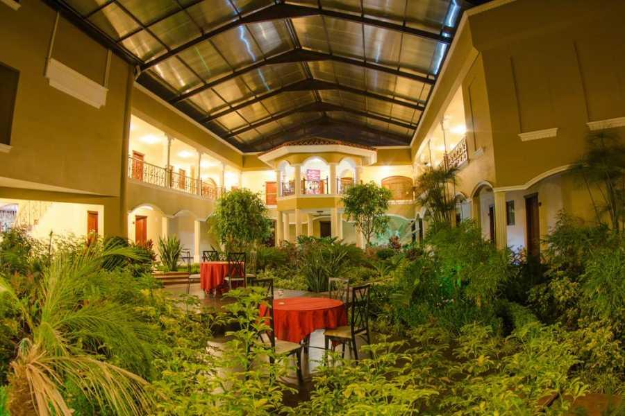 Viajando por Ecuador HOTEL SPA CASA REAL