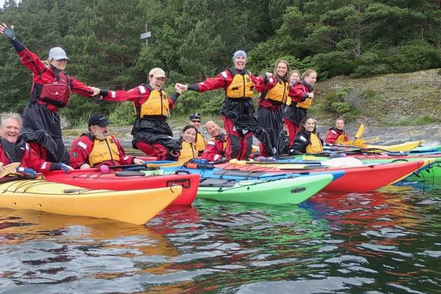 Rogaland Aktiv as The Norwegian west coast expedition