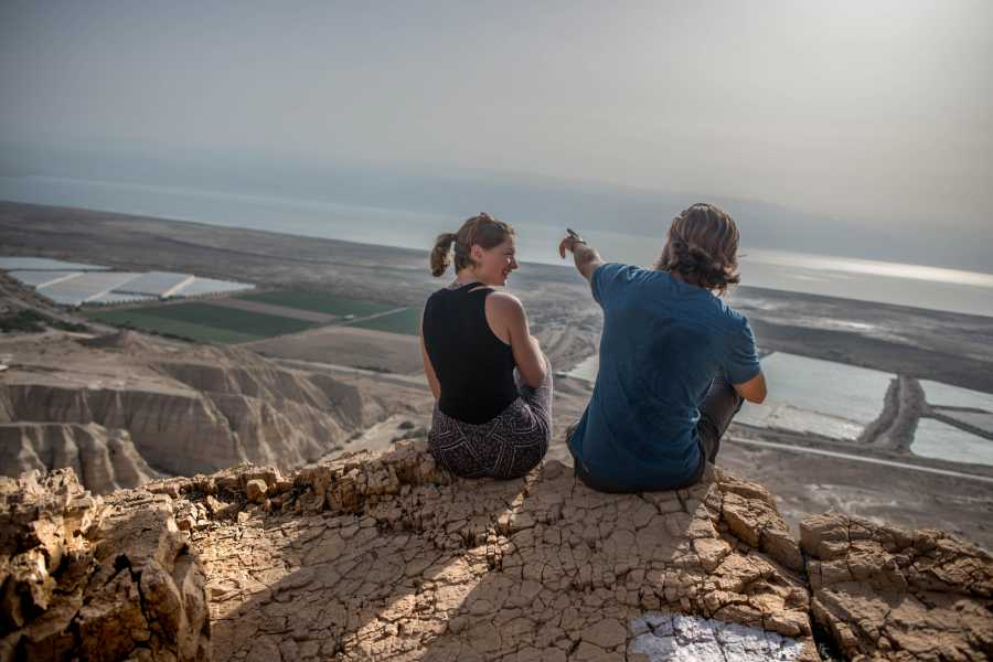 Wild-Trails Dead Sea Adventure Canyoning (Weekly)