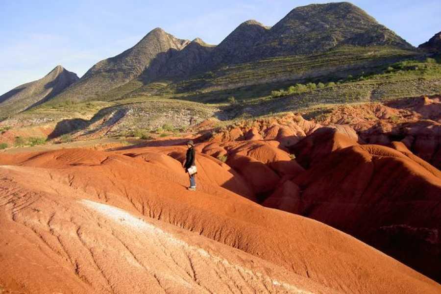 Late Bolivia TOROTORO NATIONAL PARK, LAND OF DINOSAURS