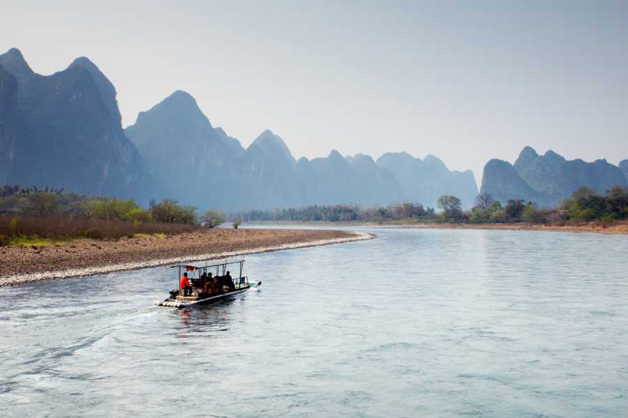 HanaTour ITC Discover China 11 Days