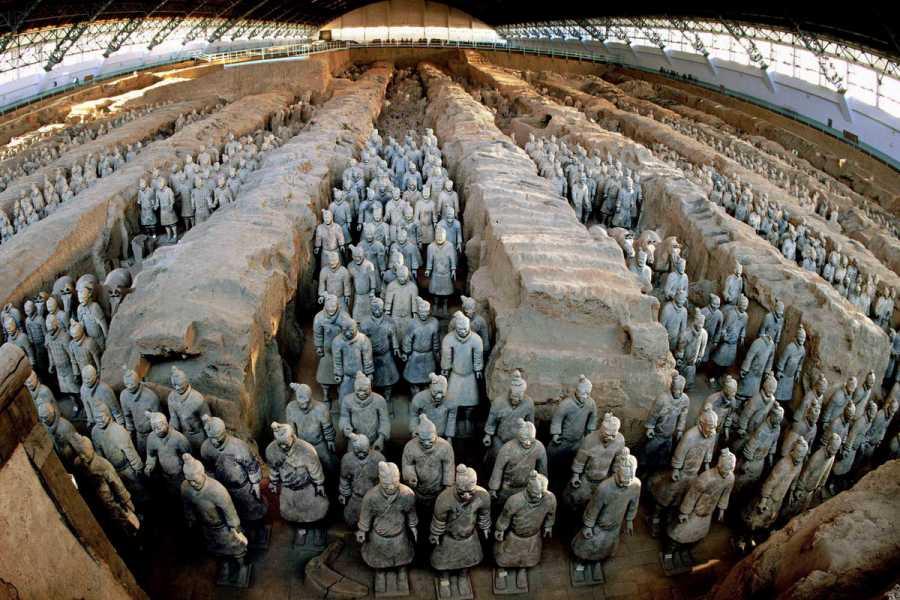 HanaTour ITC Explore China 9 Days