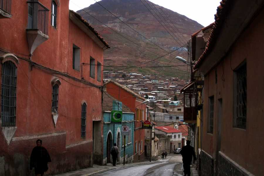 Late Bolivia SUCRE AND POTOSÍ: WORLD HERITAGE CITIES