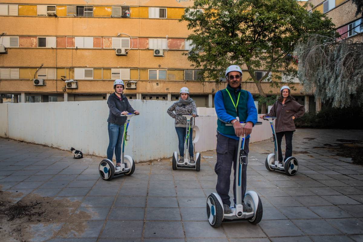 Wild-Trails Alternative Desert Segway (Weekly Tour)