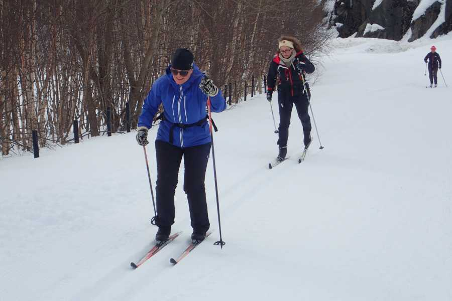Rogaland Aktiv as Classic skicourse