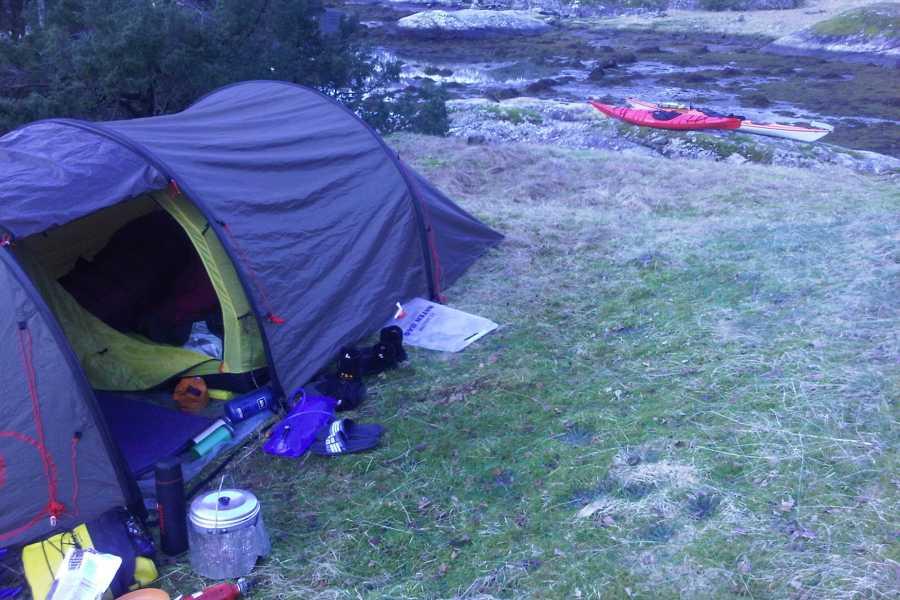 Gone Paddling 3-day Kayak trip