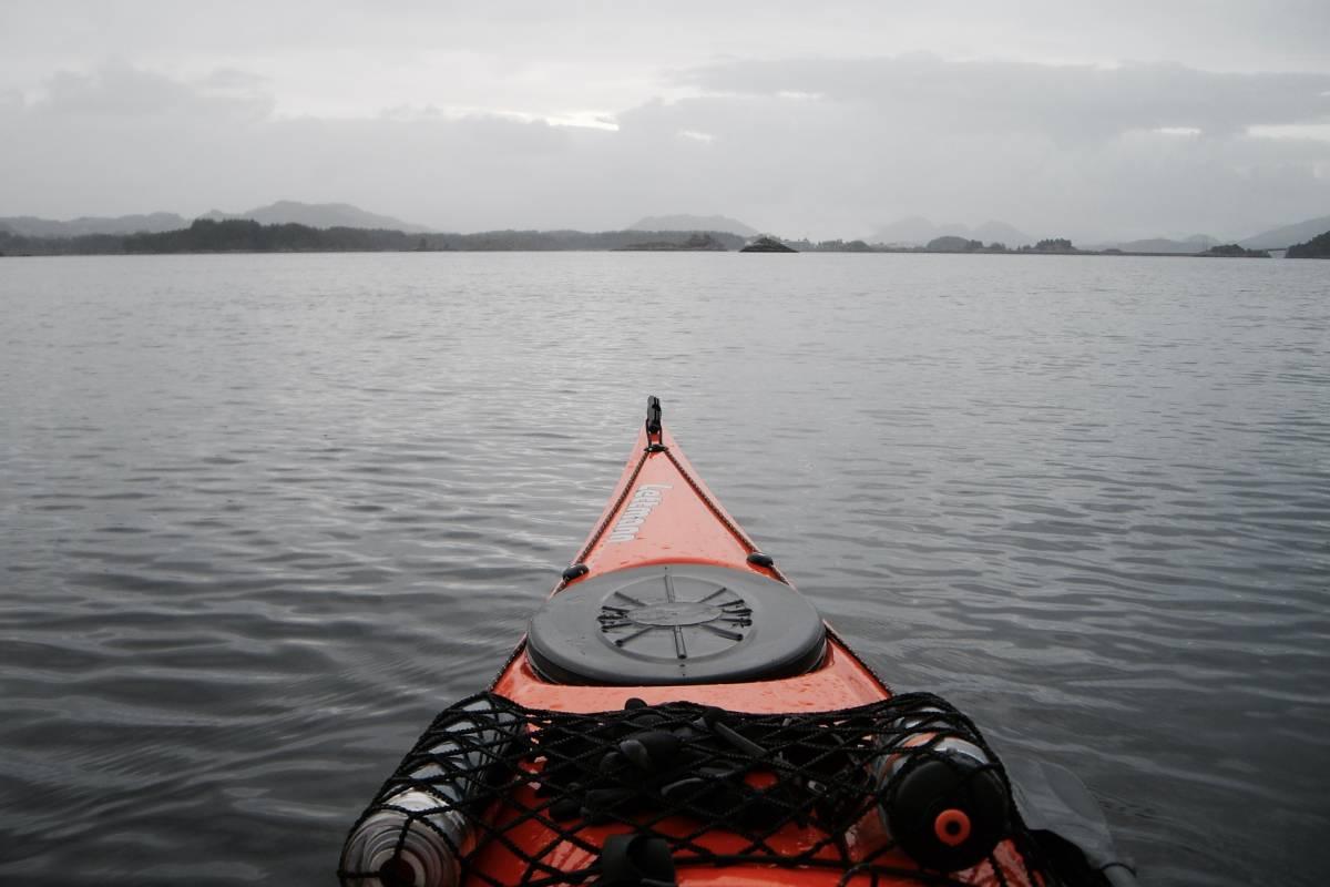 Gone Paddling 4-day Kayak trip