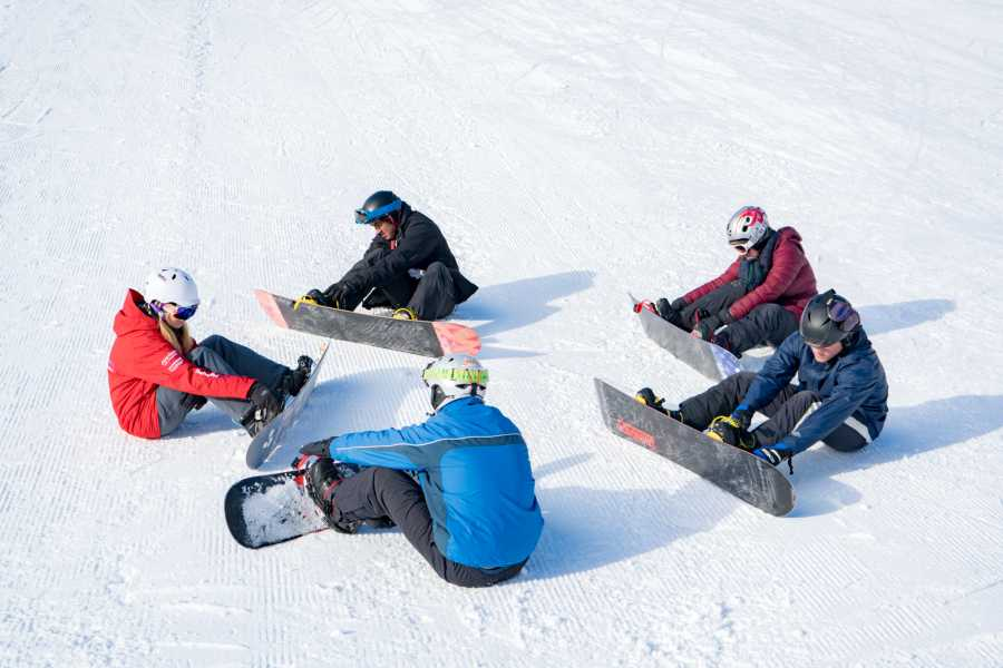Outdoor Interlaken AG 1 Tages Snowboard - Einsteiger Package