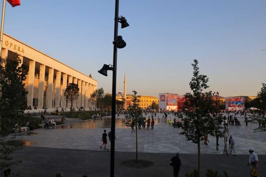 JONA TRAVEL DMC - LUFTHANSA CITY CENTER Tirana City Tour