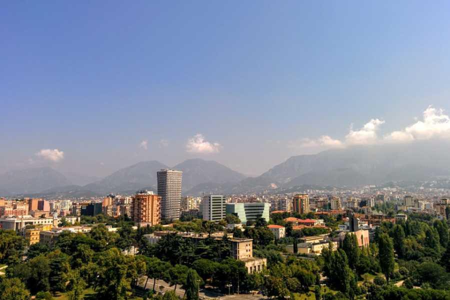 JONA TRAVEL DMC - LUFTHANSA CITY CENTER Tirana and Dajti Mountain