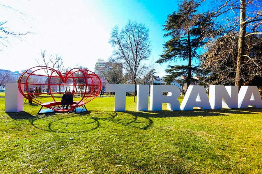 JONA TRAVEL DMC - LUFTHANSA CITY CENTER Tirana Bicycle Tour
