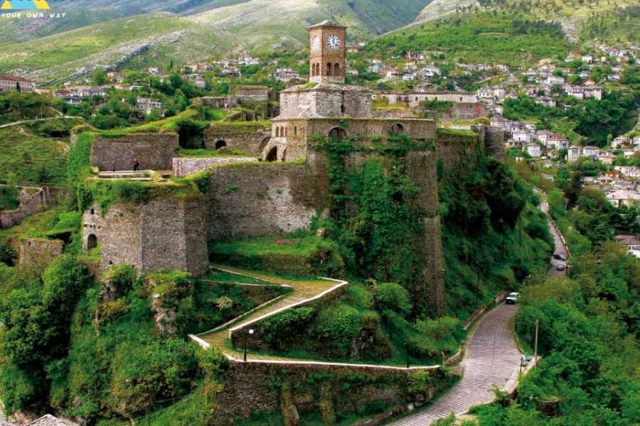 JONA TRAVEL DMC - LUFTHANSA CITY CENTER Butrint, The Blue Eye and Gjirokastra