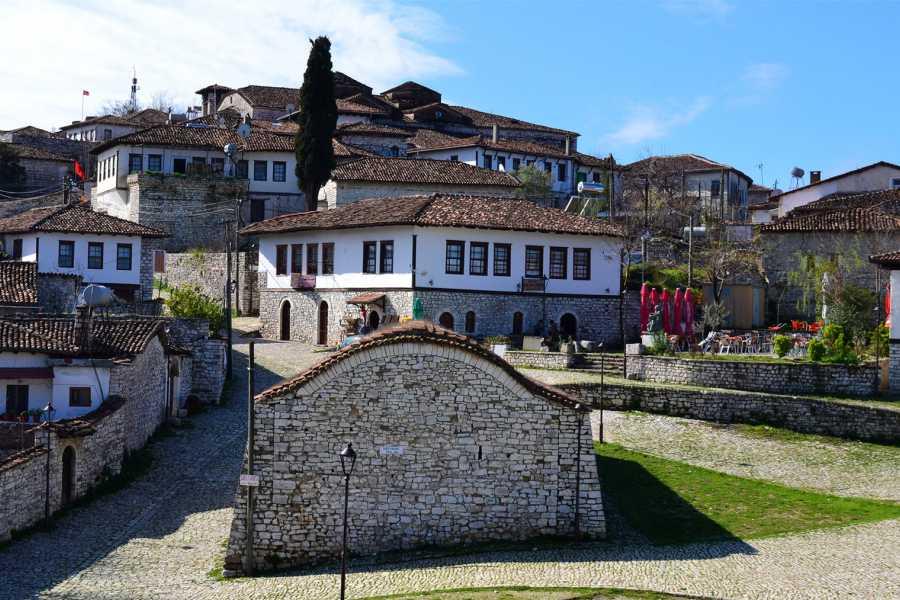 JONA TRAVEL DMC - LUFTHANSA CITY CENTER Berat and Ardenica