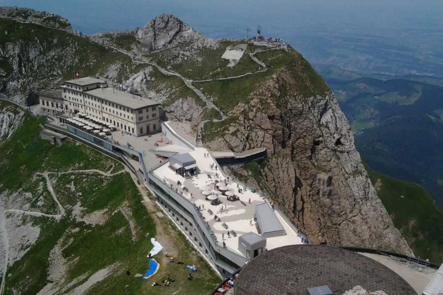 SwissTravelGuide Mount Pilatus Golden Round Trip with Lake Cruise