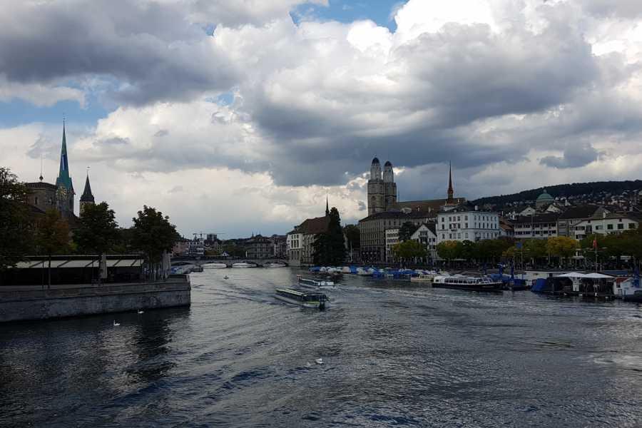 SwissTravelGuide Zürich City Center