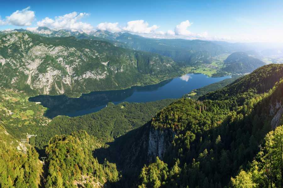 ToDoInSlovenia, brand of Kompas d.d. Private tour to Lake Bled & Lake Bohinj - Beyond the Alpine Lakes