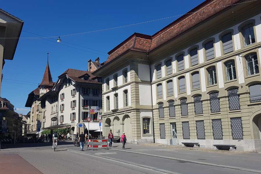 SwissTravelGuide Bern City Tour