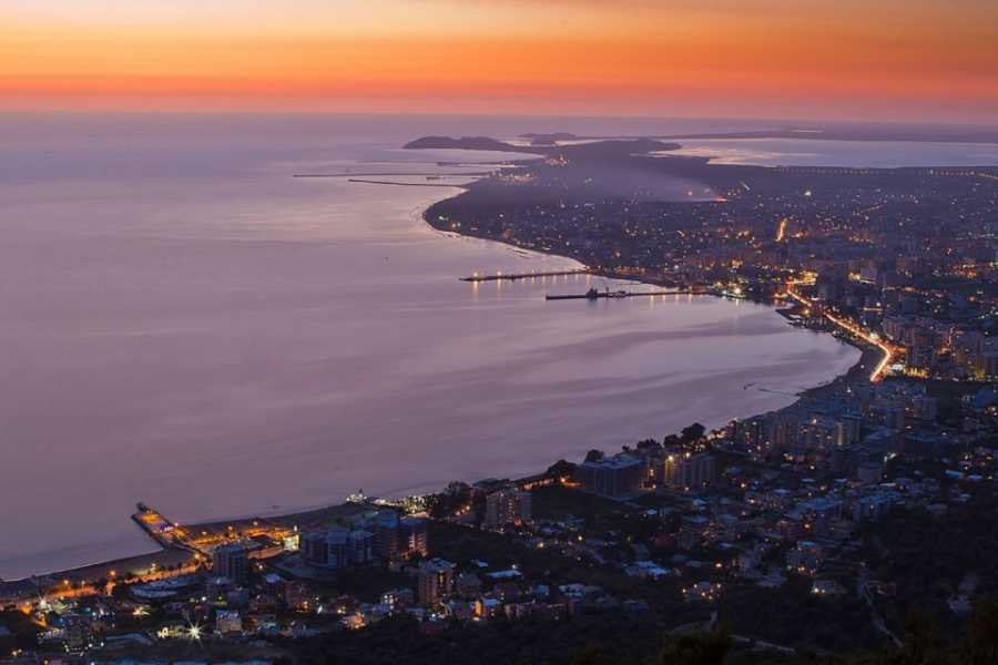 JONA TRAVEL DMC - LUFTHANSA CITY CENTER Vlora, Saranda, Butrinti, The Blue Eye and Gjirokaster
