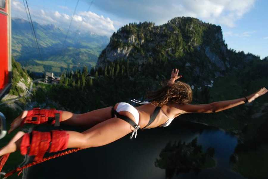 Outdoor Interlaken AG Bungy Jump Stockhorn