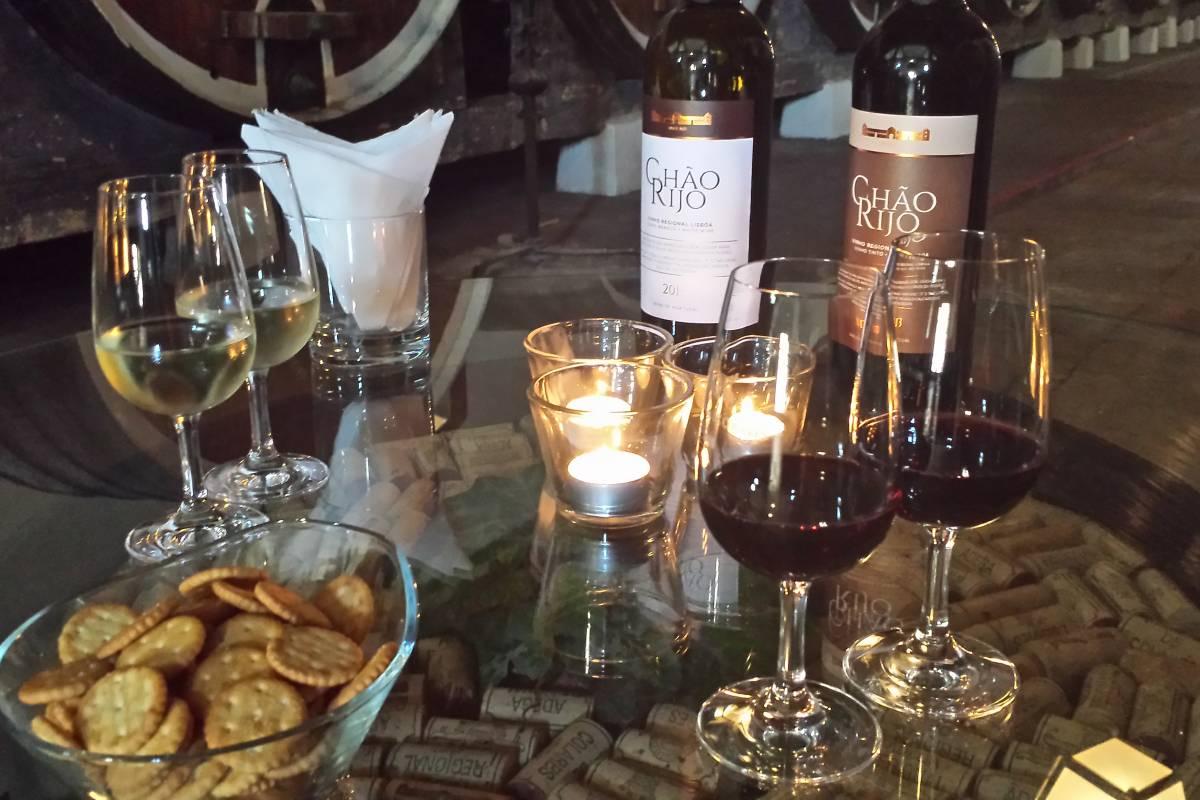 Lisbon on Wheels 9- Sintra Wine Experience