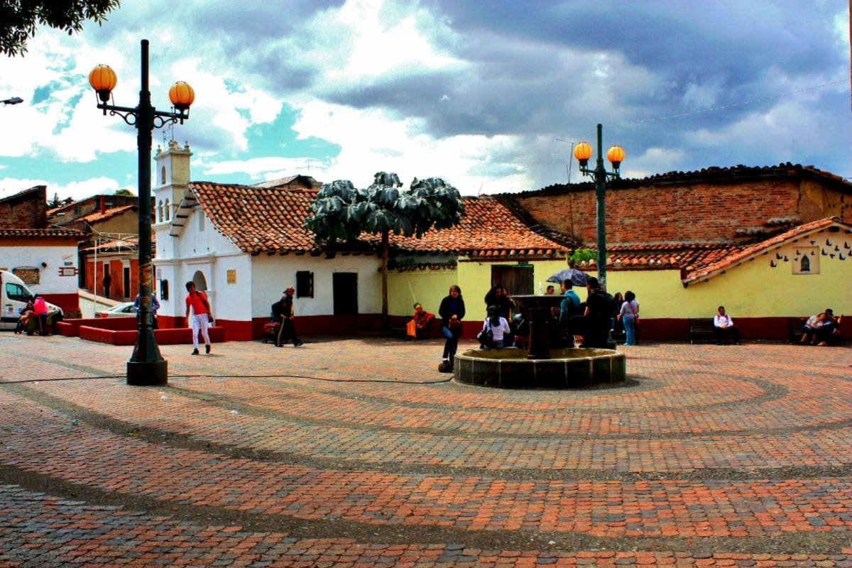 Bogota Henry Tours 04. BOGOTA CITY TOUR PRIVADO 6 HORAS