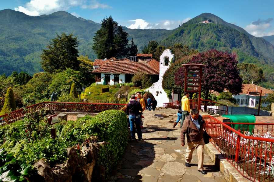 Bogota Henry Tours 04. Bogotá, City Tour Privado, 6 Horas, Todo Incluido