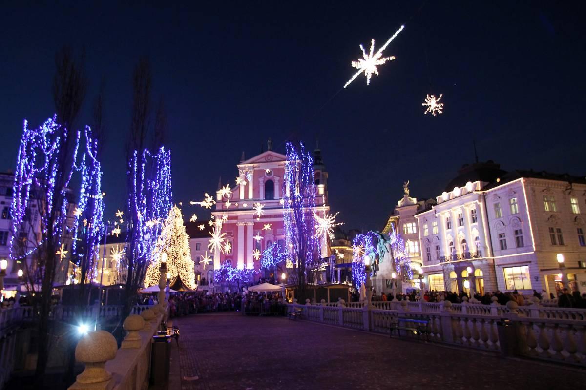 Nature Trips New Year's Eve in Slovenia & Croatia