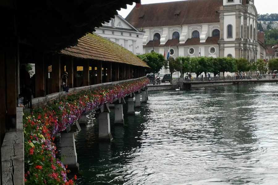 SwissTravelGuide Luzern City Tour with Lake Cruise