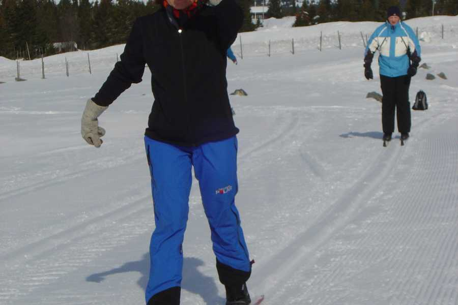AktiviNatur.com Beginner X-country | Sjusjøen