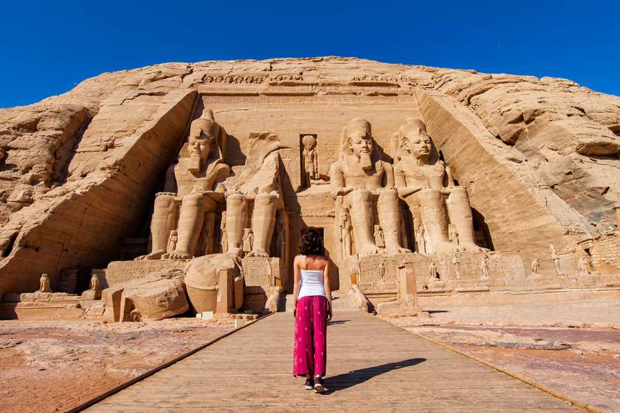 Journey To Egypt Nile Cruise Luxor Aswan - 4 Nights