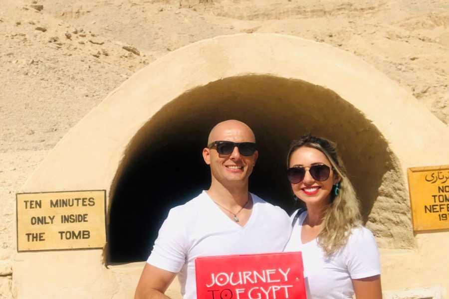 Journey To Egypt Croisière de 5 jours sur le Nil de Louxor à Assouan