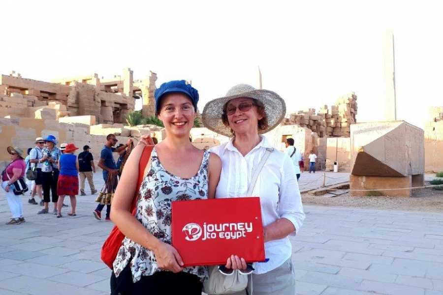 Journey To Egypt Nile Cruise Luxor Aswan - 4 Nights