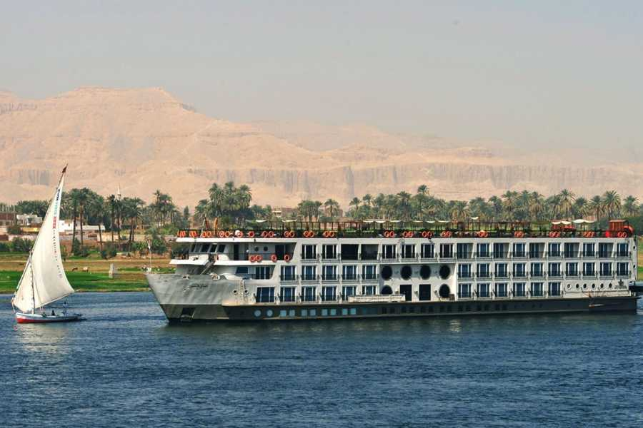 Journey To Egypt 3 Night Nile Cruise from Aswan to Luxor