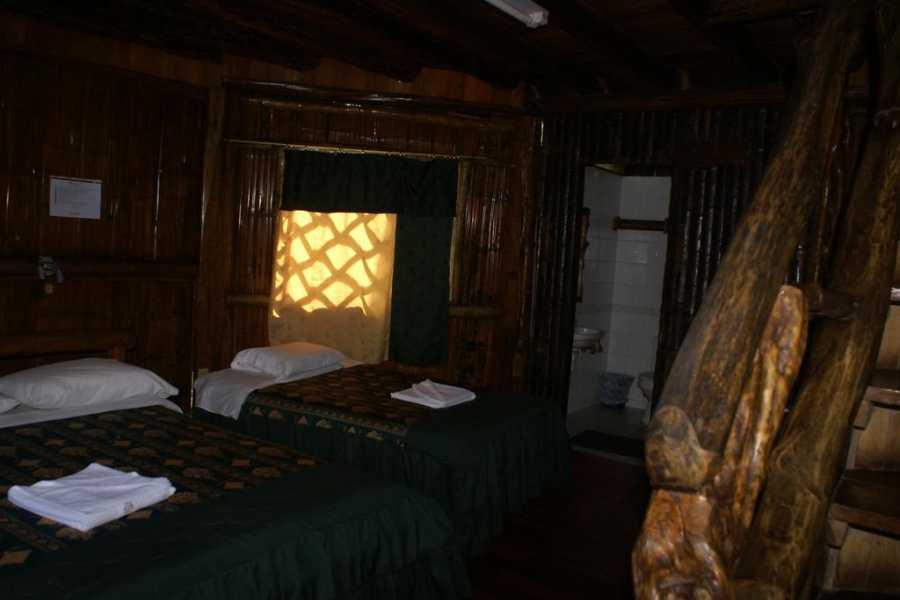 Viajando por Ecuador HOSTERÍA FLOR CANELA