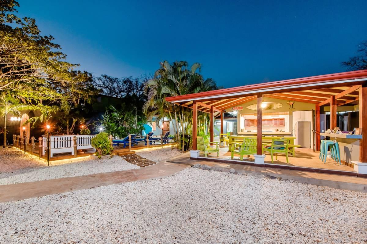 Kelly's Costa Rica Surf Room