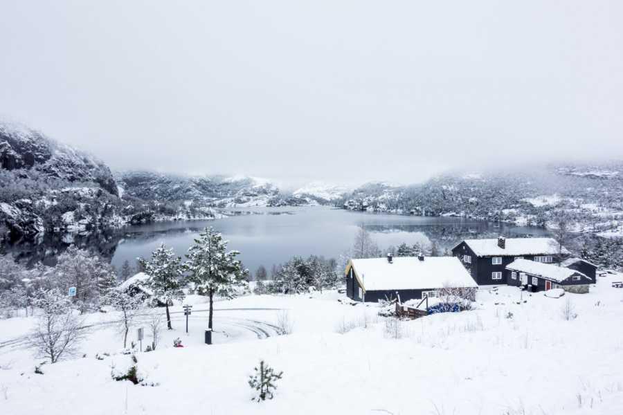 Outdoorlife Norway AS Kjerag + Preikestolen + Trolltunga Winter/Spring Package