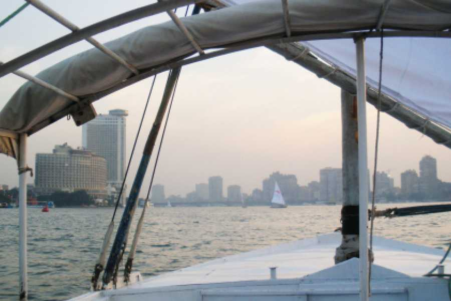 Journey To Egypt Cairo Nile Felucca Tours